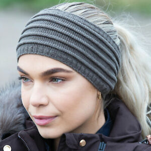 Equetech Silhouette Stretch Knit Headband - New for Autumn 2021! 3 Colours