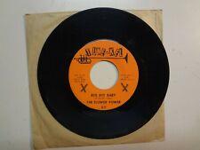 """FLOWER POWER: Bye Bye Baby 2:38-Mississippi Delta 3:23-U.S. 7"""" 1968 Tune-Kel 611"""