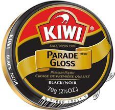 Kiwi Black Large Parade Gloss Premium Shoe Polish