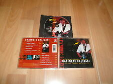 GABINETE CALIGARI EXITOS ORIGINALES MUSIC CD DEL AÑO 1998 USADO EN BUEN ESTADO