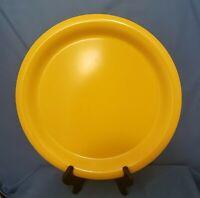1 Vintage - Ingrid ltd ChIcago Melamine Plates - Yellow Stacking