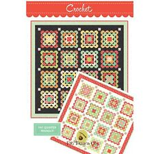 Crochet Quilt Pattern by Fig Tree & Co. FT1502