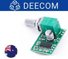 PAM8403 5V Mini Digital Audio Amplifier Board Module With Switch Potentiometer