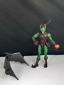 "Marvel Legends GREEN GOBLIN Onslaught Series 6"" Figure Toybiz 2006 - READ"