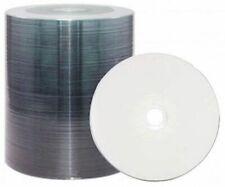 100 DVD+R Rohlinge full Printable Bedruckbar 4,7 GB 120min Inkjet vollflächig