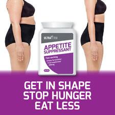 Ultra Trim Appetite Suppressant Pills – Feel Fuller Longer Tablets Slimming Diet
