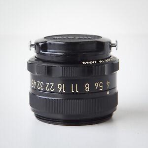 Nikon EL-Nikkor 75mm f4 Darkroom Enlarging Lens