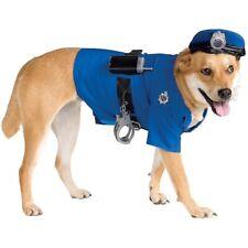 Rubie's Police Dog Pet Costume, Medium
