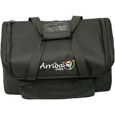 "arriba AC-420  Case Size: 19"" long x 10"" wide x 10.5"" high"