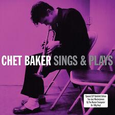 Chet Baker SINGS & PLAYS 180g GATEFOLD 2 Albums NEW SEALED VINYL 2 LP