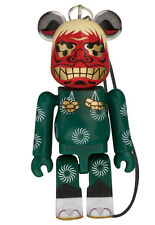 Medicom Bearbrick 2012 Happy Manekineko 70% Shishimai Lion Dance Be@rbrick 1pc