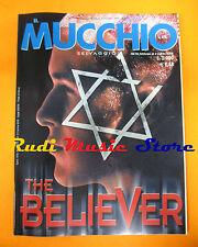 Rivista MUCCHIO SELVAGGIO 475/2002 Chuck E.Weiss Clinic Diaframma Eels * No cd