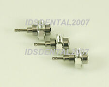 3PC Dental Push Button Turbine Rotor for KAVO 660/655 SUPERTorque Handpiece