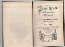 die bible gelchichte des alten et neuen testaments -dr.shufter-1894-junvtre