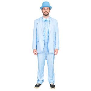 Dumb and Dumber LIGHT BLUE Tuxedo Halloween Costume
