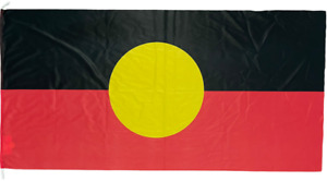 Aboriginal flag  Licensed Australian Made Indigenous Flag 1500 mm x 750 mm