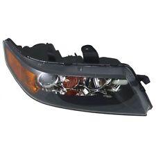 2006 - 2008 ACURA TSX HEADLIGHT HEAD LIGHT LAMP W/HID TYPE RIGHT PASSENGER