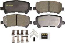 Disc Brake Pad Set-Total Solution Ceramic Brake Pads Rear fits 2012 Honda Pilot