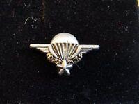 Insigne réduction du brevet de Parachutiste / para mini NEUF