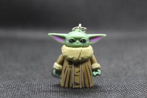 Star Wars The Mandalorian: Baby Yoda / The Child Custom Minifigure Keychain
