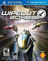 Wipeout 2048 PlayStation Vita For Ps Vita Flight 9E