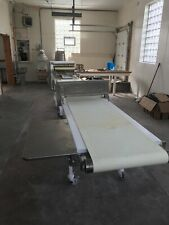 Moline Dough Sheeter With Bread Forming Attachments