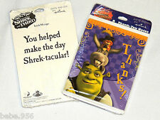 ~SHREK THE THIRD~~~8-THANK YOU NOTES  WITH ENVELOPES PARTY SUPPLIES