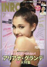 INROCK Jul 2016 7 Japan Music Magazine Ariana Grande One Direction