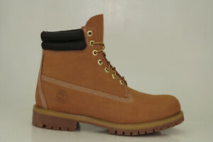 Timberland Double Collar 6 Inch Boots Waterproof Men Lace up Boots 73540