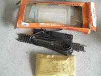Vintage HO scale Lionel 0922 Right Hand Remote Control Track Switch with Box