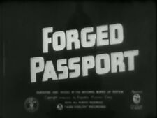 FORGED PASSPORT (1939) DVD PAUL KELLY, JUNE LANG