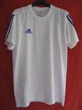 Maillot Adidas France athlétisme running Tee shirt vintage - 180