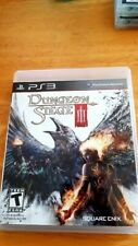PS3 Dungeon Siege III
