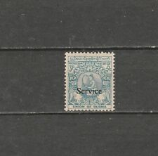 "Burma STAMP 1964 ISSUED O-80 LOCAL USE ""SERVICE"" ON 3P BLUE SINGLE, MNH  RARE"
