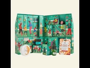 BODY SHOP ULTIMATE ADVENT CALENDAR BRAND NEW AND BOXED