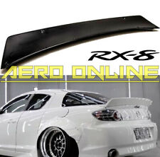 Bunny Style Duck Tail Rear Spoiler For Mazda RX8