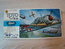 "HASEGAWA - NAKAJIMA KI 44 "" TOJO "" - 1/72 - ANCIEN -"