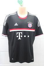 VINTAGE ADIDAS BAYERN MUNICH MUNCHEN FOOTBALL CL SHIRT TRIKOT RIBERY 2011/2012 L