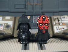 Star Wars Phantom Menance Darth Maul Darth Vader Anakin Figure Cake Topper 109CE