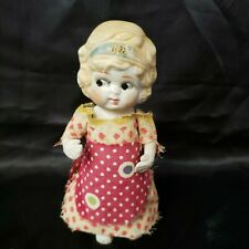 Vintage Made in Japan Bisque Flapper Type Doll