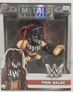 WWE Finn Balor Metal Die Cast 4 Inch Jada Toys Action Figure M200 New Sealed