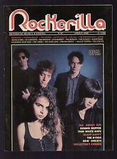 ROCKERILLA 92/1988 OPAL ALL ABOUT EVE VIPERS CARGO SLAPP HAPPY NEW CHRISTS