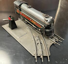 Marx O Scale 3000 Canadian Pacific Train Locomotive - Untested,With Switch Track