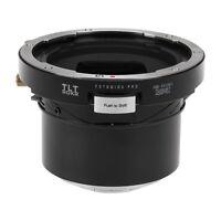 Fotodiox Pro TLT ROKR-Tilt/Shift Adapter Hasselblad V Lenses to Fujifilm X Body