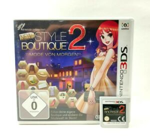 NEW STYLE BOUTIQUE 2   (New) 3DS/ 3DS XL, 2DS   OVP