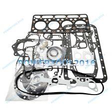 New Full Gasket Set Upper Lower Gasket Kit For Kubota V1702 Excavator & Tractor