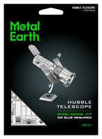 Fascinations Metal Earth Hubble Space Telescope 3D Steel Puzzle Model Kit MMS093