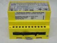 Bender RCMA470LY Differenzstrom-überwachungsgerät Erdungsmonitor SW: D55 V2.62