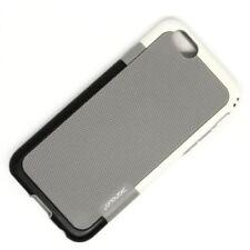 Fundas y carcasas liso de color principal gris de silicona/goma para teléfonos móviles y PDAs