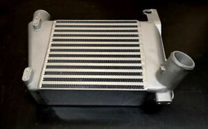 80mm core Intercooler for Nissan Navara D22 YD25 2.5L Turbo Diesel 2009-2015